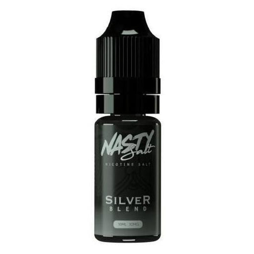 Nasty Juice - Silver Tobacco Nic Salt (10ml, Singel)