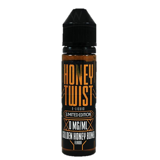 Twist Eliquids - Golden Honey Bomb Honey Twist (50ml, Shortfill)