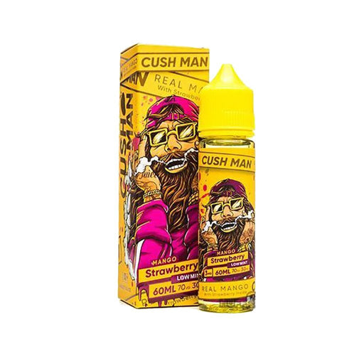 Nasty Juice - Strawberry Cush Man EJuice Sverige (50ml)