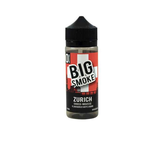 Big Smoke - Zurich E Juice Shortfill