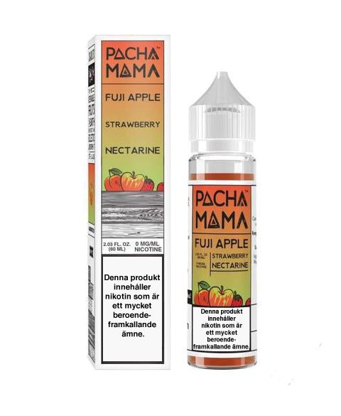 Pacha Mama Fuji Apple Strawberry Nectarine - (50ml, Shortfill)