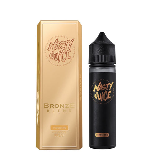 Nasty Juice - Tobacco Bronze Blend (50ml, Shortfill)