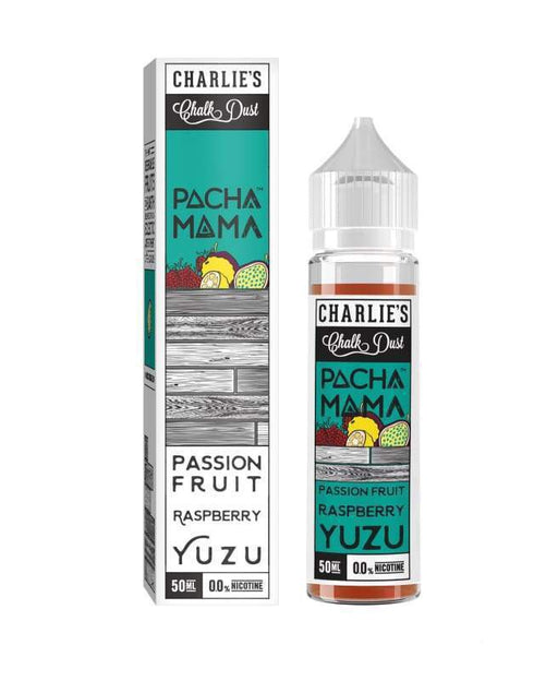 Pacha Mama Passionfruit Raspberry Yuzu - 50ml shortfill