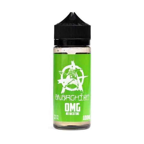 Anarchist Green - 100ml shortfill