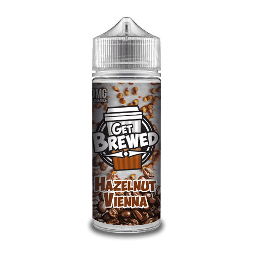 Get Brewed - Hazelnut Vienna (100ml, Shortfill)