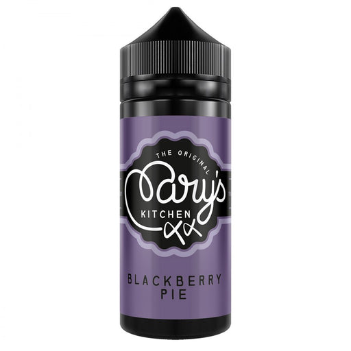 Mary's Kitchen - Blackberry Pie (100ml, Shortfill)