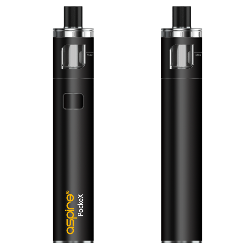 ASPIRE POCKEX KIT BLACK