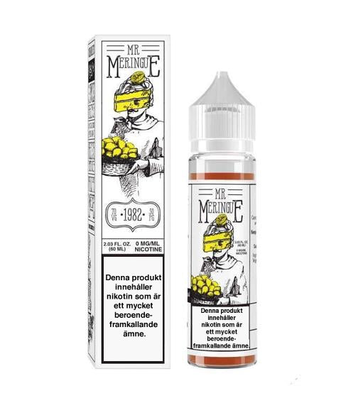 Charlies Chalk Dust - Mr Meringue 1982 (50ml, Shortfill)