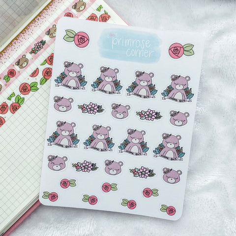 Mama Bear Stickers