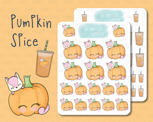 Pumpkin Spice - Fall into Autumn - Primrose Collection