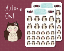 Load image into Gallery viewer, Autumn Owl - Fall into Autumn - Primrose Collection