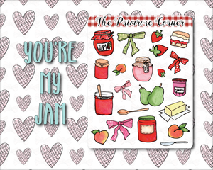 You're my Jam - Illustrated Collection