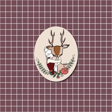Load image into Gallery viewer, Oh Deer Sticker Decal - Fall into Autumn - Primrose Collection