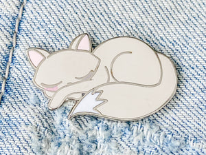 No Fox Given Pin