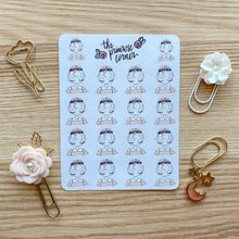 Load image into Gallery viewer, July Sticker Sheet - Primrose Collection