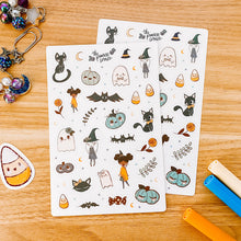 Load image into Gallery viewer, Halloween 2020 Sticker Sheet