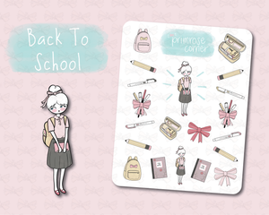 Back To School - Primrose Collection