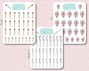 Back to School - Individual Sheets - Primrose Collection