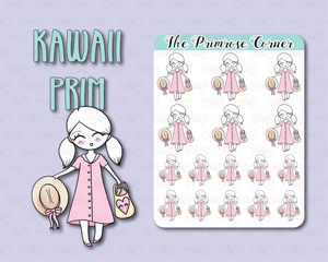 Kawaii Prim - Illustrated Collection