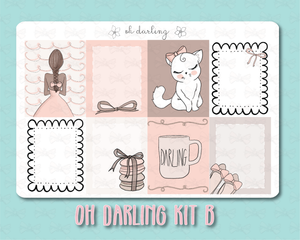 Oh Darling Weekly Kit B