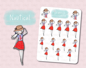 Nautical Primrose - Primrose Collection