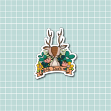 Load image into Gallery viewer, Oh Deer Vinyl Sticker Decal - Illustrated Collection