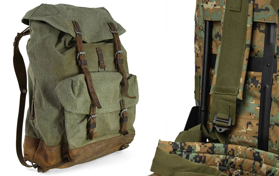 Five Reasons To Buy Military Surplus
