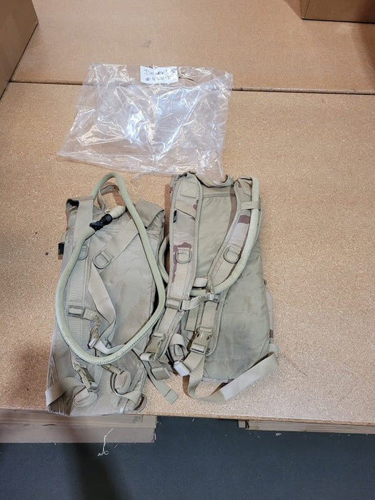 Dutch Army Camelbak Lot | Used