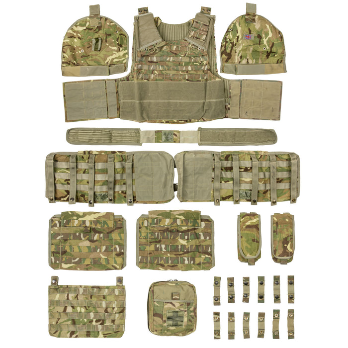 British Osprey Body Armor Carrier | MTP Camo [used]