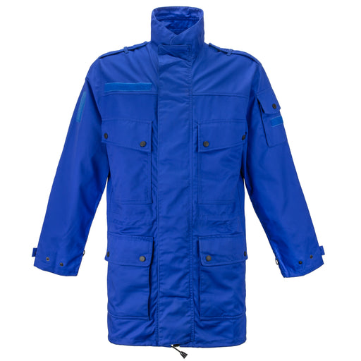 Dutch Civil Defense Royal Blue Parka