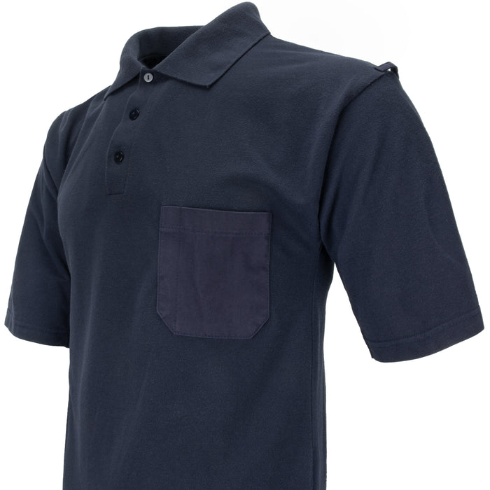 Dutch Navy Blue Polo Shirt