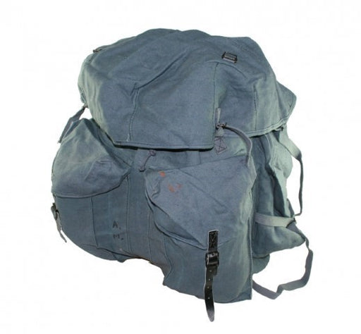 Italian San Marco Backpack Blue