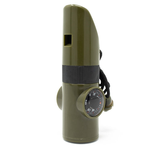 Survival Whistle 6-in-1 survival whistle