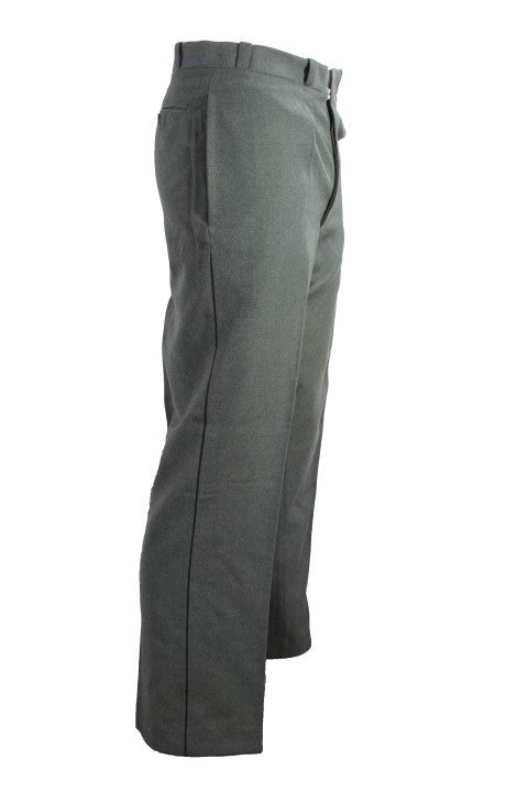Swiss Gaberdine Wool Dress Pant