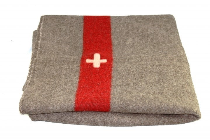 Original Swiss Army Wool Blanket
