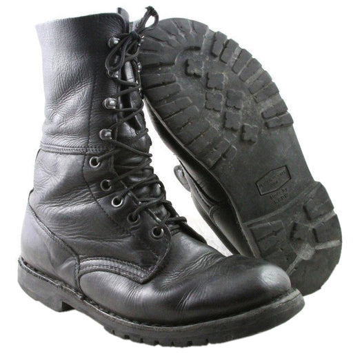 Austrian Army Leather Boots | Lightweight