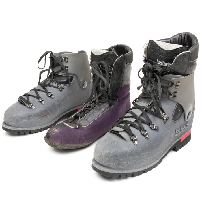 Austrian Army Mountaineering Boots | Koflach Ice Climbing
