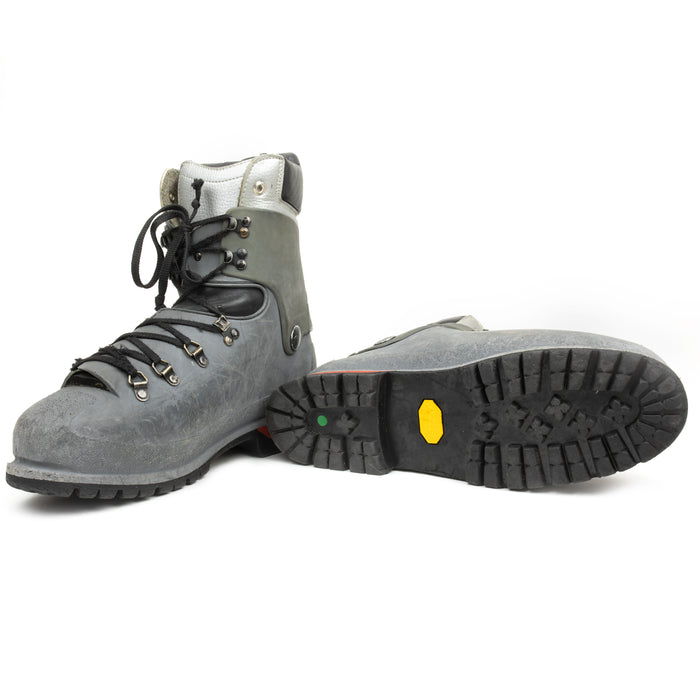 Austrian Army Mountaineering Boots with Wool Liners | Koflach Ice Climbing