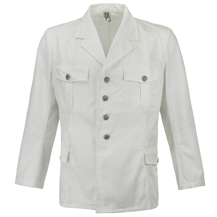 Austrian Military White Maître d' Jacket