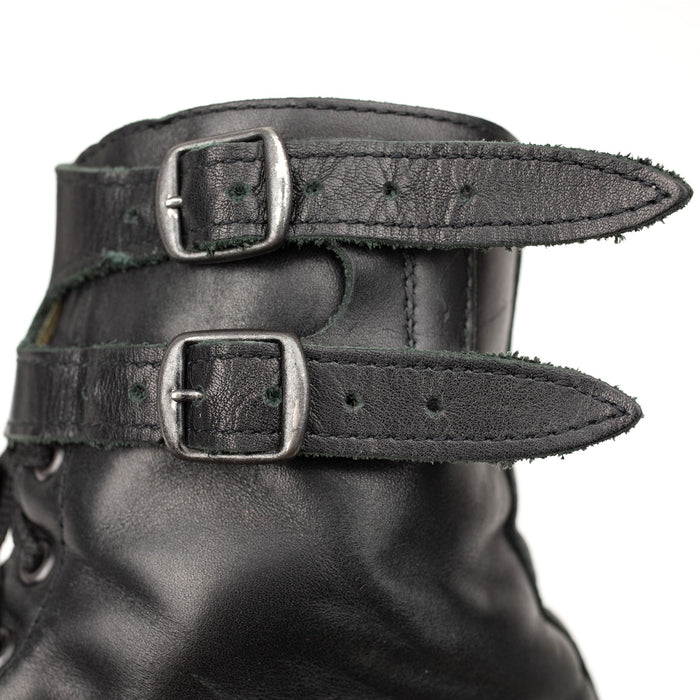 Austrian Army 2 Buckle Boot