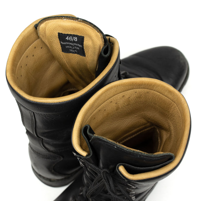 Austrian Alpine Leather Heavyweight Boots
