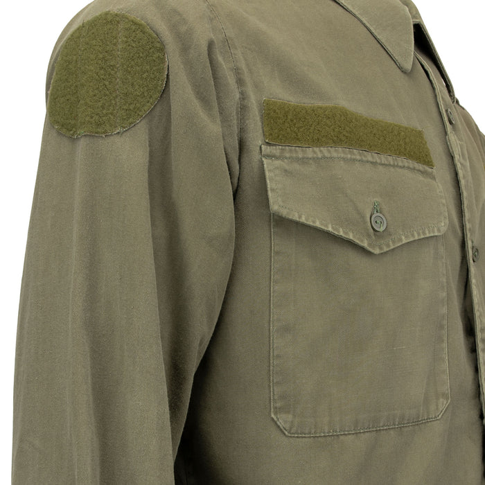 Austrian Army Lightweight BDU Shirt