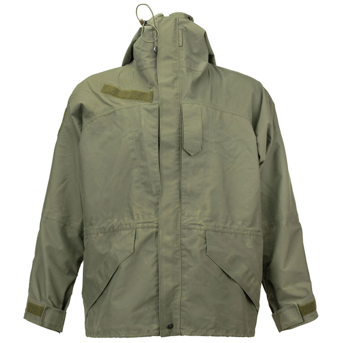 Austrian Gore-Tex Mountain Troop Parka