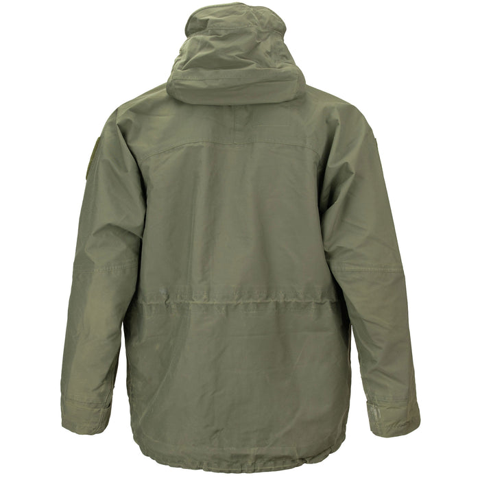 Austrian Gore-Tex Mountain Troop Parka Back