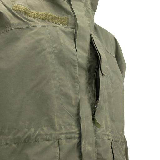 Austrian Gore-Tex Mountain Troop Parka pocket