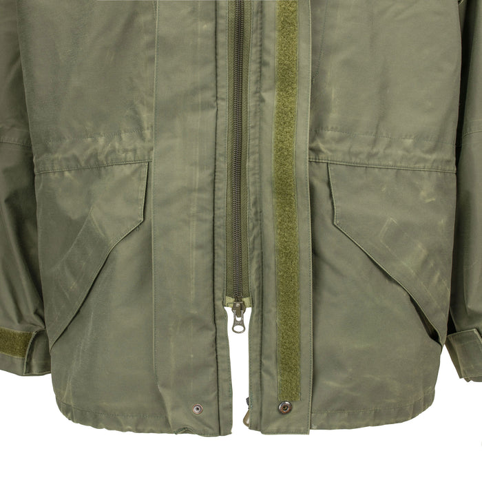 Austrian Gore-Tex Mountain Troop Parka Zipper