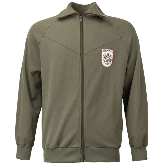 Austrian Army Jogging Suit Jacket