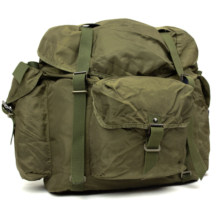 austrian army backpack