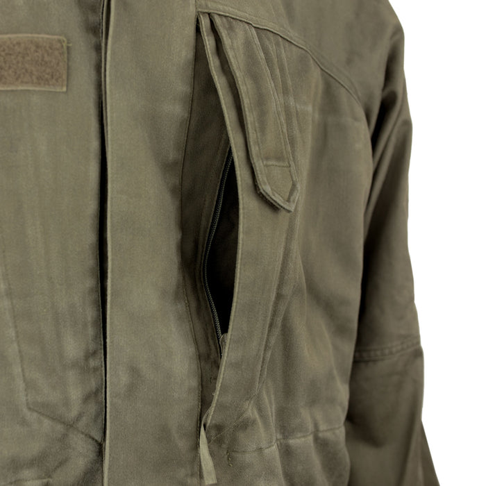 Austrian Mountain Troop Jacket Features