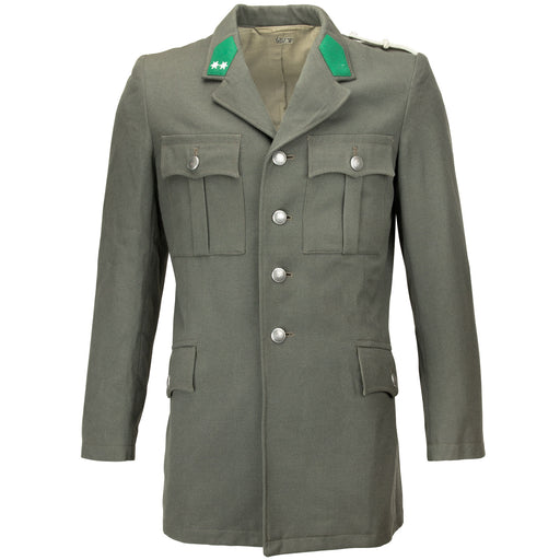 Austrian Army 1970s Uniform Dress Jacket